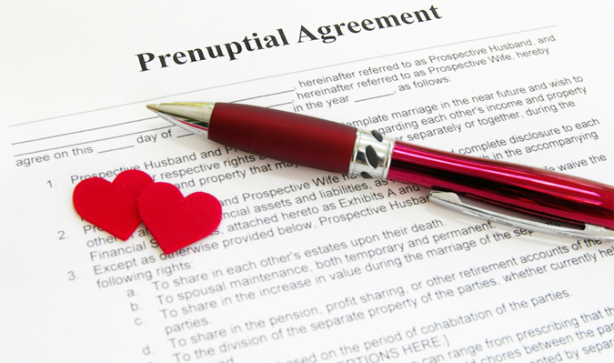 Pre and Post-nuptial agreements in south florida