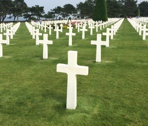 Military cemetery-